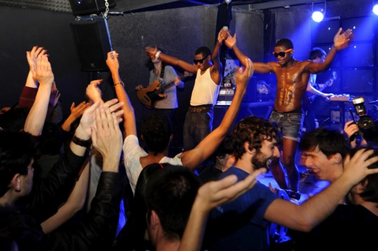 Throes + The Shine: os únicos portugueses no Roskilde