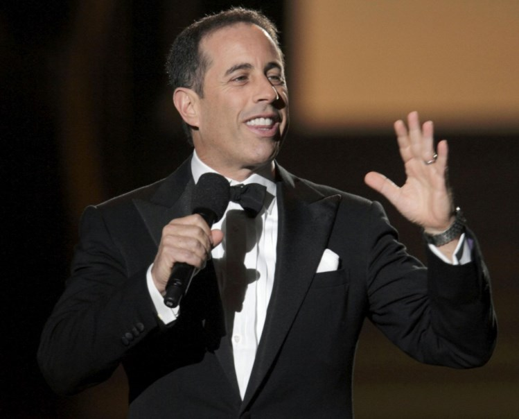 Jerry Seinfeld é o comediante mais bem pago do mundo