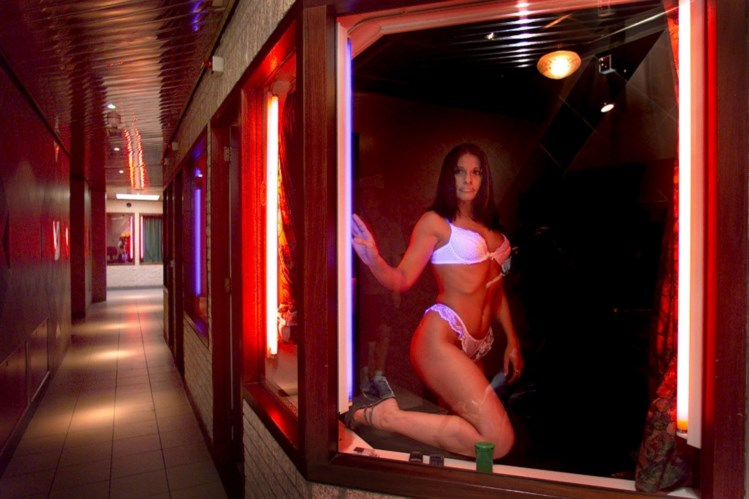 амстердам девушки проституток