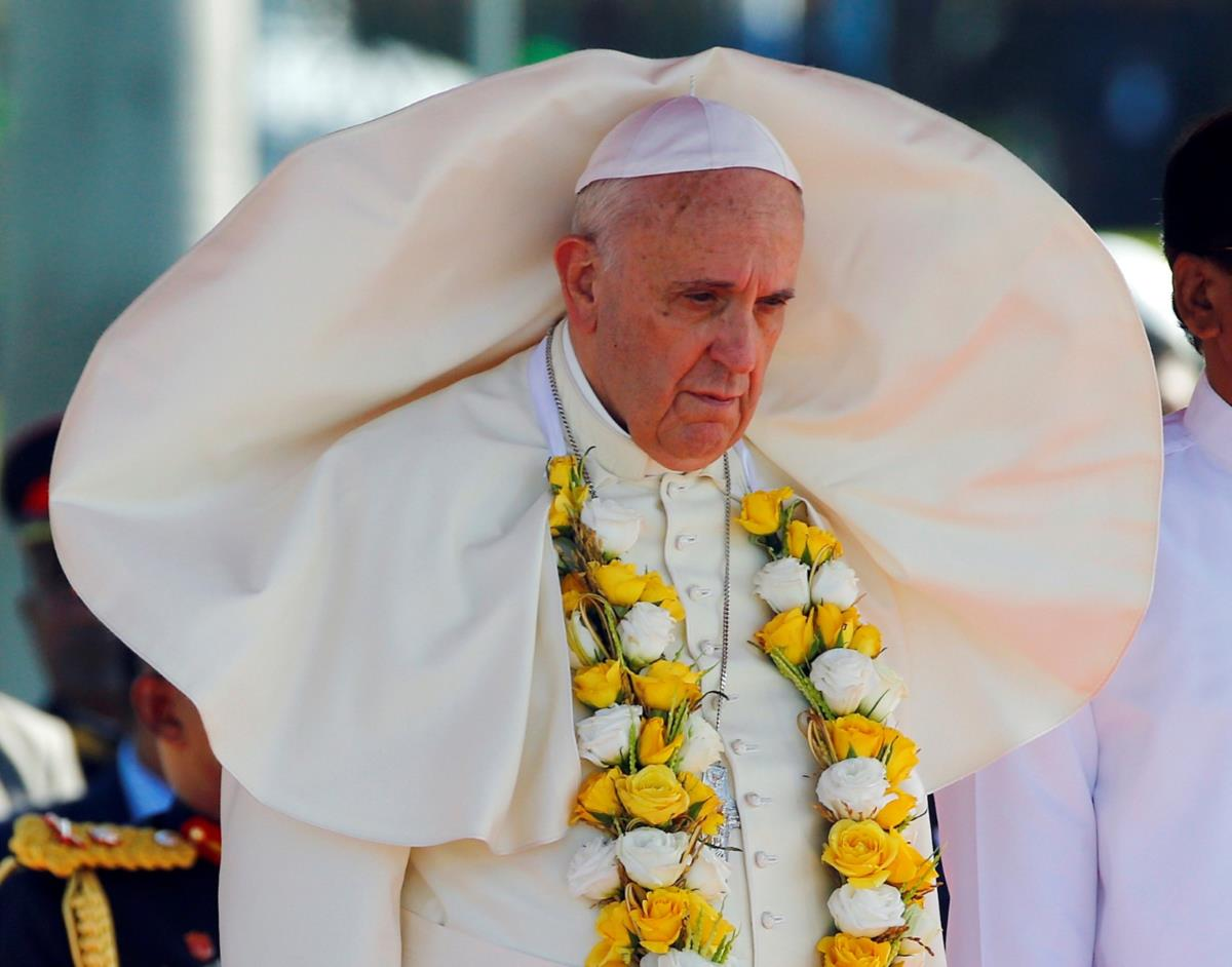 Liberdade: Oito razões contra o Papa - Público.pt