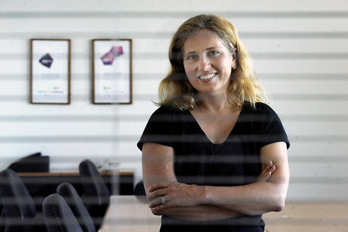 Tara Branstad of CMU's CTTEC in Portugal
