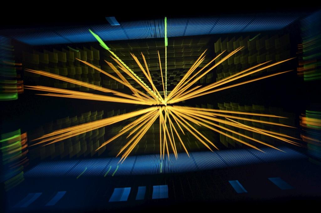 Resultado de imagem para bosão de higgs